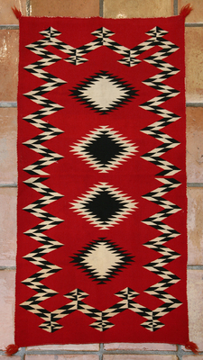 Navajo Rugs and Navajo Blankets - Mark Sublette