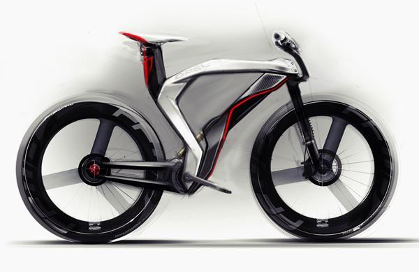 Opel Rade - Bike by Kiska » Yanko Design