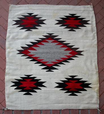 Ganado Navajo Rugs, - Ganado