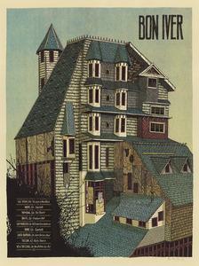 Landland — Bon Iver (Spring 2012 U.S. Tour)