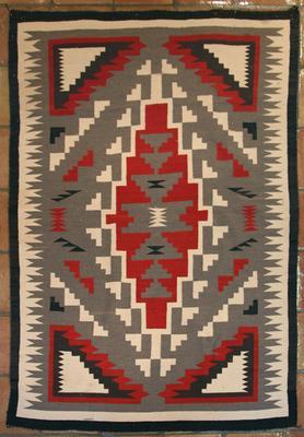 Klagetoh Navajo Rugs, - Navajo Klagetoh Rug