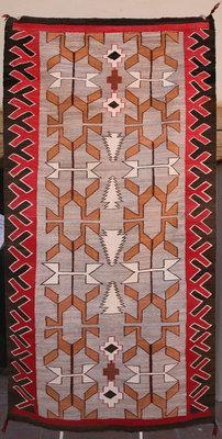 Large Floor Rugs Navajo, - Navajo Teec Nos Pos Runner