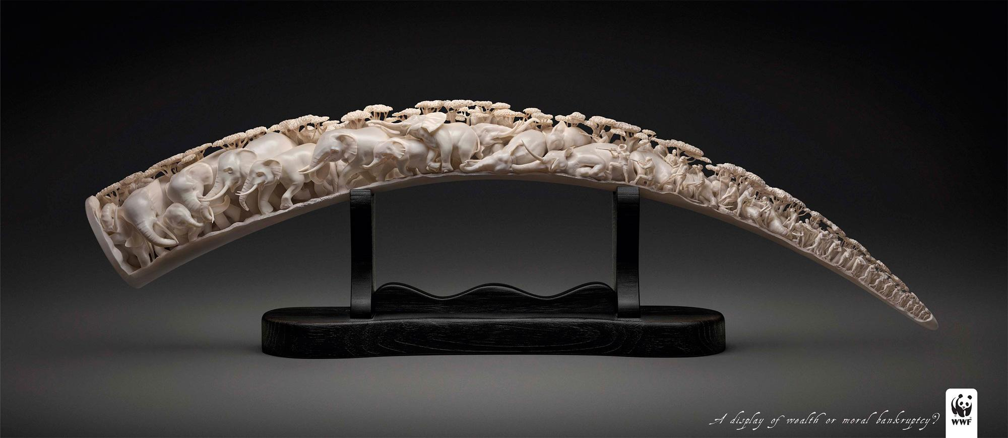 WWF: Ivory | Ads of the World™
