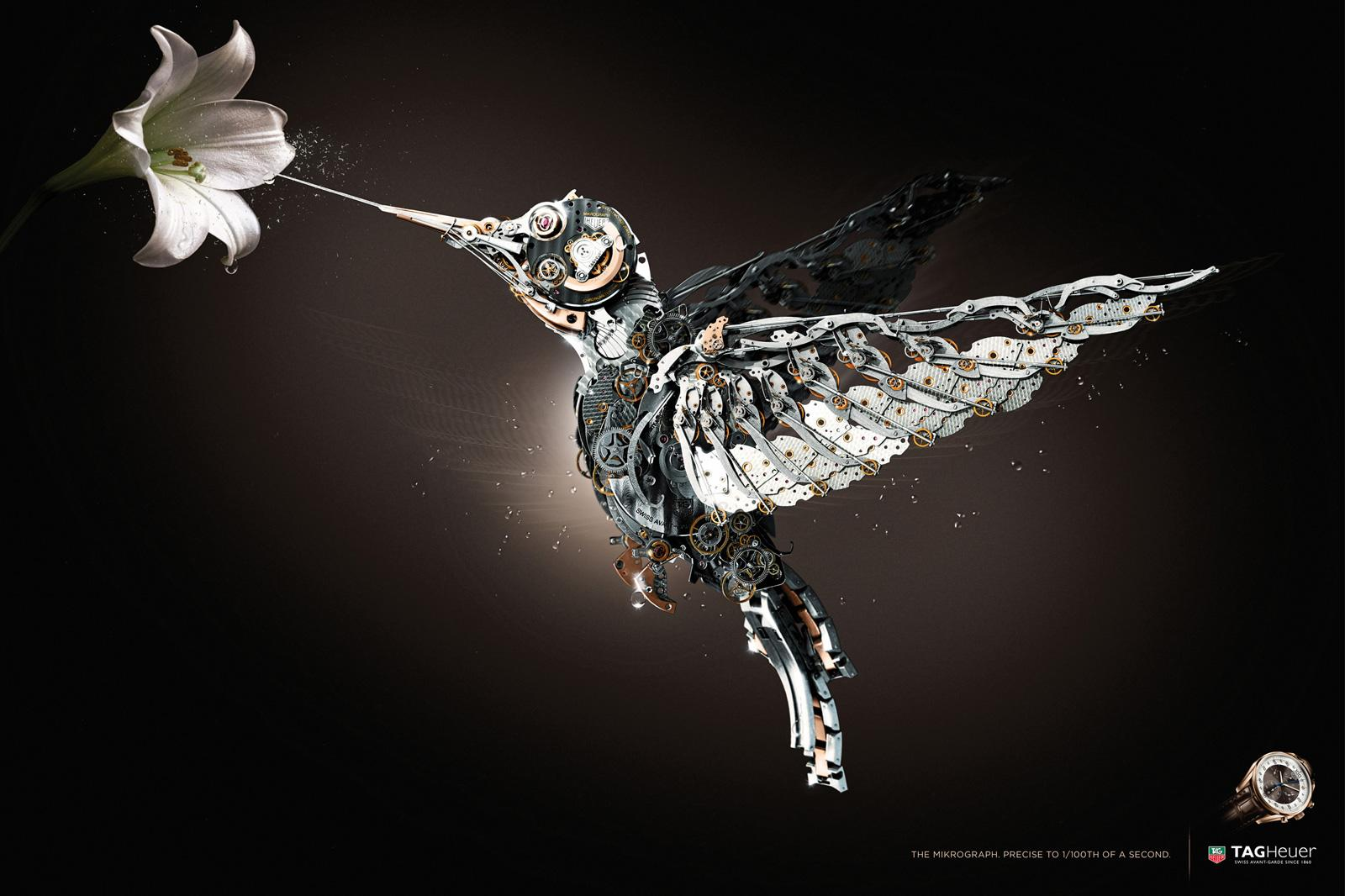 Tag Heuer: Bird | Ads of the World™