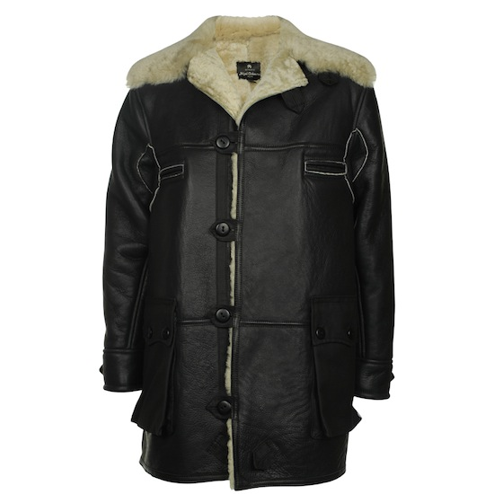 nigel cabourn sherling jacketNigel Cabourn Wax Pocket Sherling Coat discount sale voucher promotion code | fashionstealer