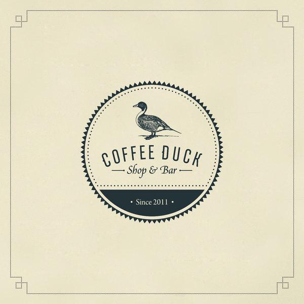 Coffee Duck on Typography Served