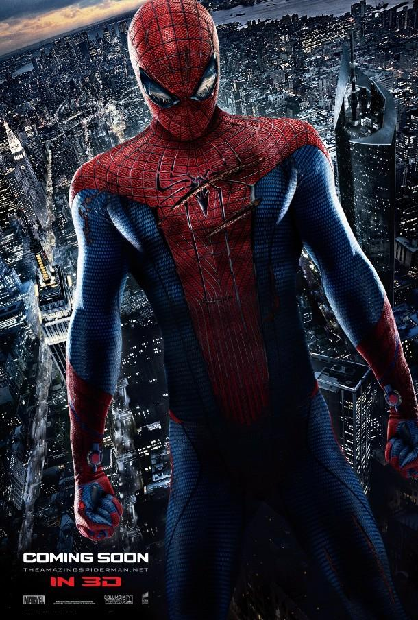 The Amazing Spider-Man: Two New Posters Land | SFX - page 2