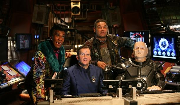 Red Dwarf X: First Photo | SFX - page 0