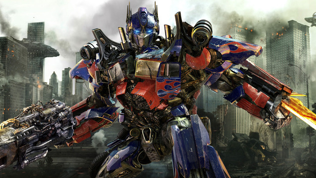 High-res Transformers 3 pics sure do look pretty - io9
