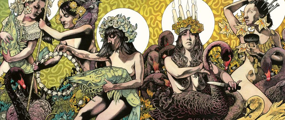 Baroness – Official Website