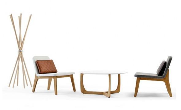 Modern Scandinavian Table Furniture Design Lili Takumi