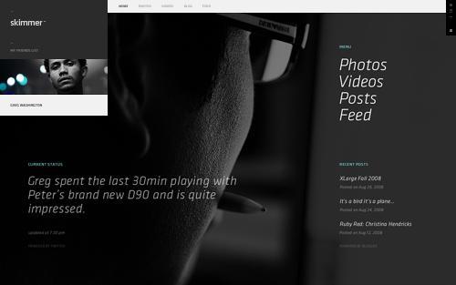 Skimmer - Profiles