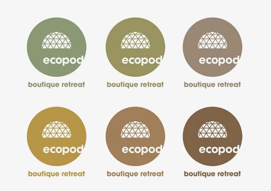 Designspiration — Ecopod | Identity Designed