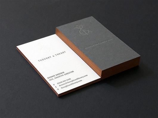 Designspiration — Business Cards. itevenhasawatermark.com » Thought & Theory
