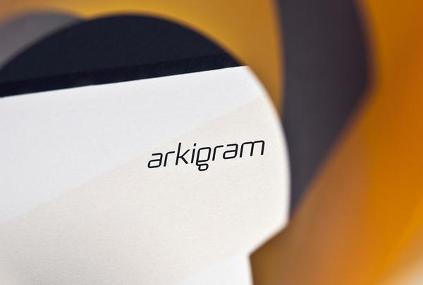 Arkigram - Brand Identity