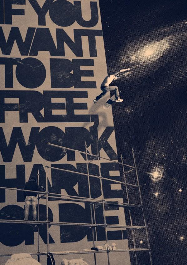 WORK HARDER OR DIE   Shuto Araki.org