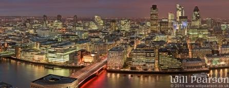 Will Pearson - Panoramic Photographer London