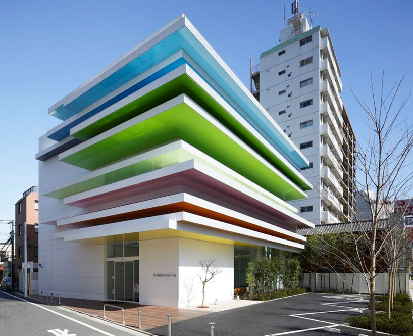 emmanuelle moureaux architecture + design: sugamo shinkin bank shimura branch