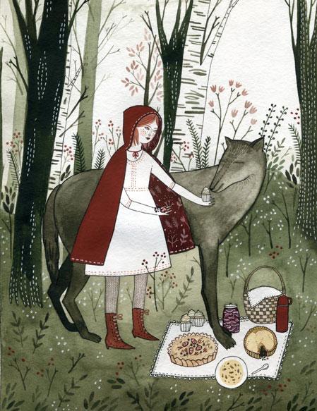 fairytale food : ybryksenkova