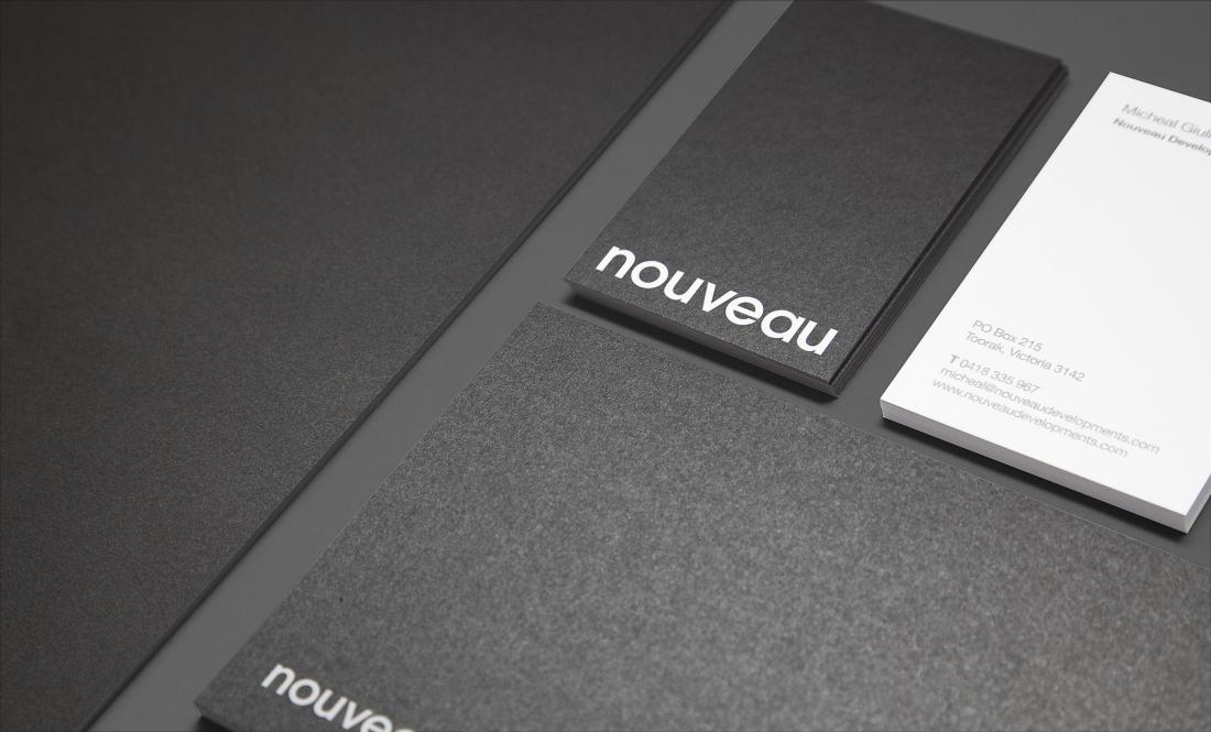 Hunt Studio | Multi-disciplinary design studio | Melbourne — Nouveau Identity