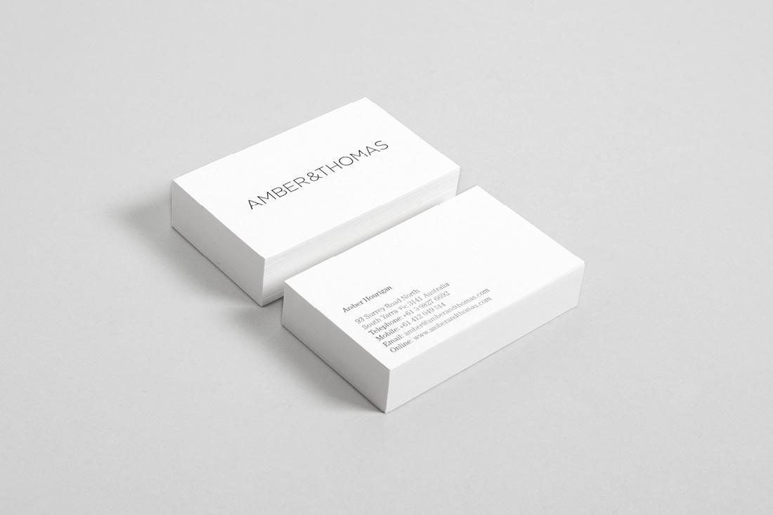 Hunt Studio | Multi-disciplinary design studio | Melbourne — AMBER&THOMAS Identity