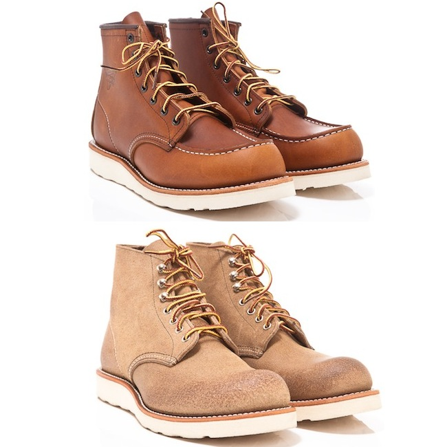 Red Wing Boots Round Toe discount sale voucher promotion code | fashionstealer