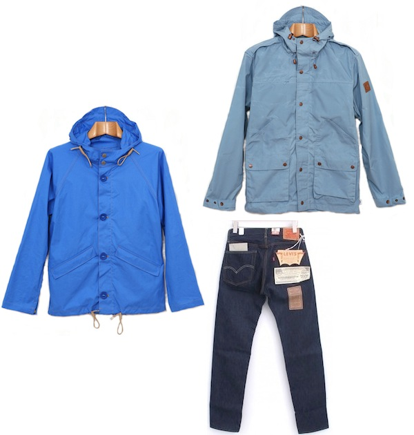 Penfield Lookwood Jacket | Nigel Cabourn Aircraft Jacket | Levis Vintage Clothing 1947 Raw Unwashed discount sale voucher promotion code | fashionstealer