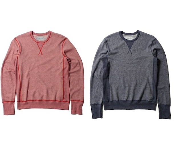 WINGS + HORNS TERRY CREWNECK discount sale voucher promotion code | fashionstealer