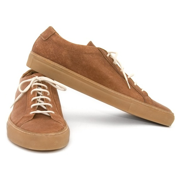 COMMON PROJECTS ACHILLES LEATHER WASHED discount sale voucher promotion code | fashionstealer