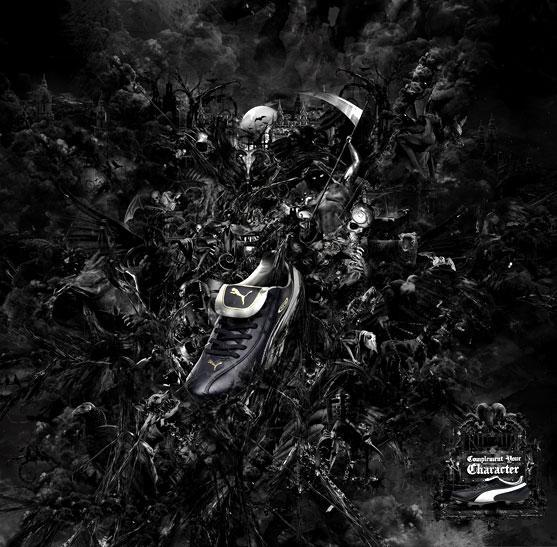 Puma Football | evergrunge