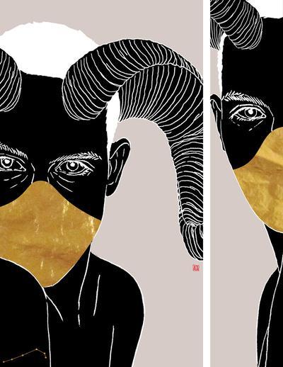 3.21 Art Print by I Am Gao | Society6