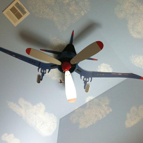 kid stuff / Baby J's new ceiling!