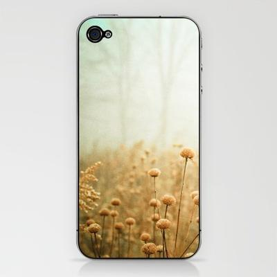 Daybreak in the Meadow iPhone & iPod Skin by Joy StClaire | Society6