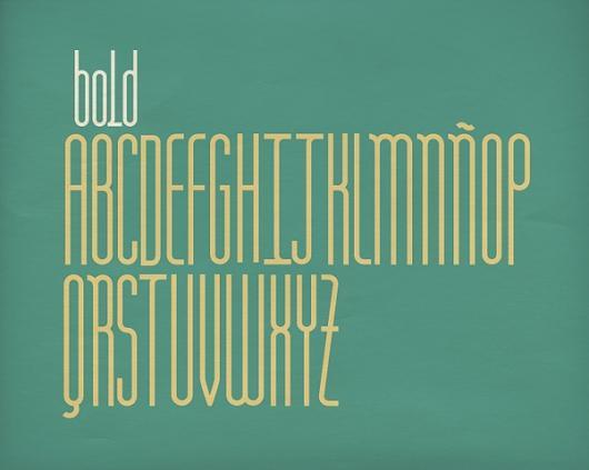 Designspiration — MONAMOUR Type on Typography Served