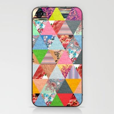 Lost in ? iPhone & iPod Skin by Bianca Green | Society6