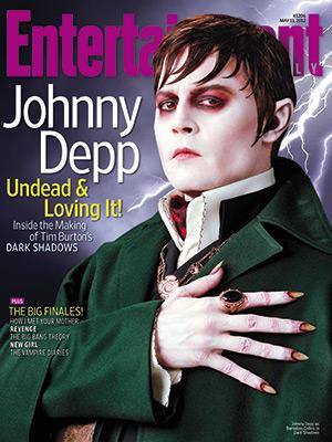 This Week's Cover: The bizarre, brotherly bond between Johnny Depp and Tim Burton | PopWatch | EW.com