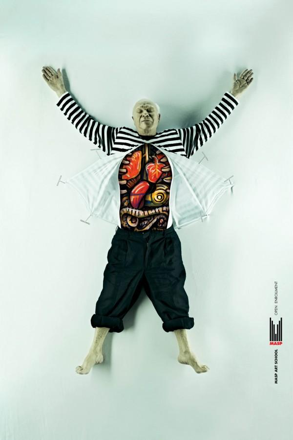 célèbre-artistes-dissected2 | Fubiz ™