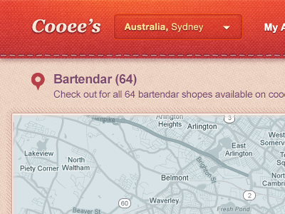 Cooee by Naseem