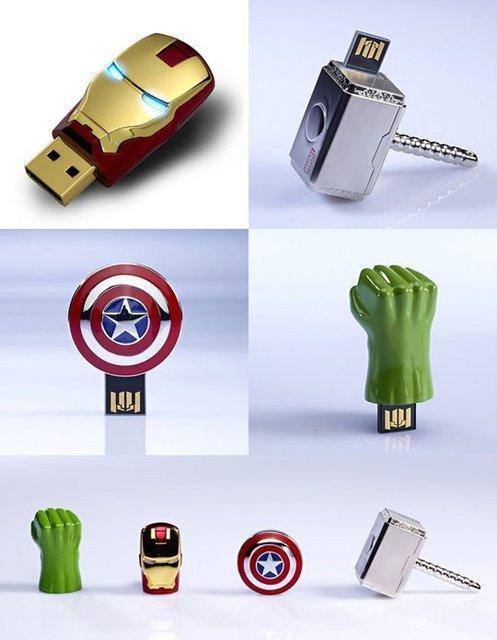 Jay Mug — The Avengers USB Sticks