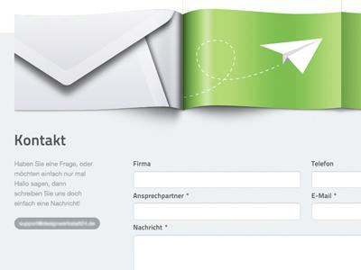 Contact Form by Heiko Klingele