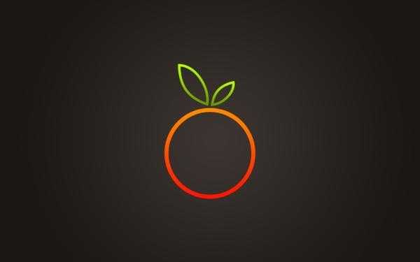 minimalistic,orange minimalistic orange fruits 2560x1600 wallpaper – Fruits Wallpaper – Free Desktop Wallpaper