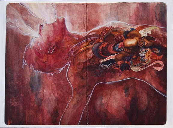 Cgunit - Online Gallery: Nimit Malavia