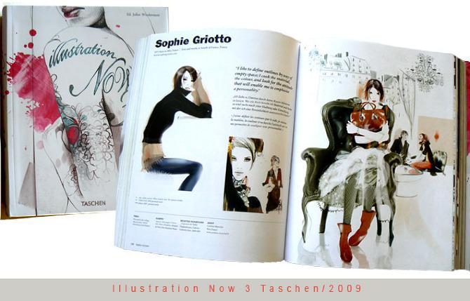 Biographie - sophie griotto