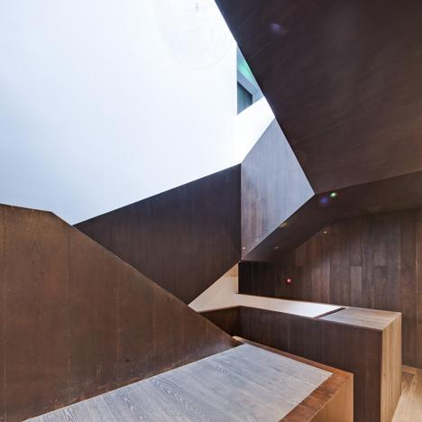 Dezeen » Blog Archive » Yingjia Club by Neri&Hu