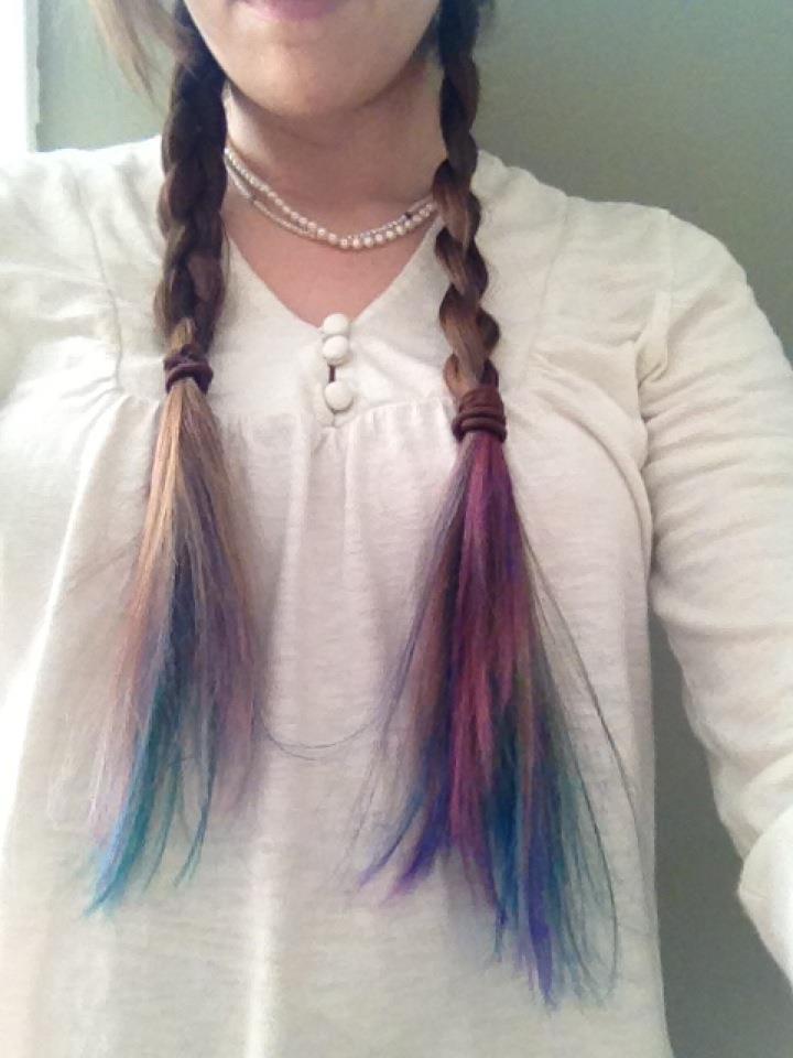 We Love Pastel Hair!