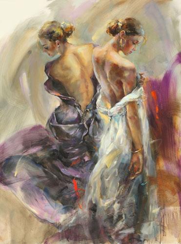 Artist:Anna Razumovskaya