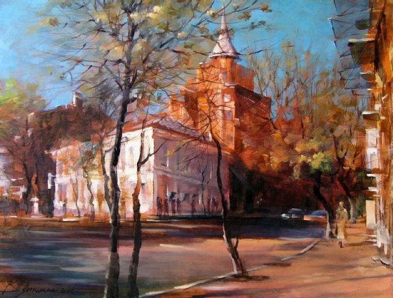 Artist: Vitaly Petrovsky (??????? ??????????)