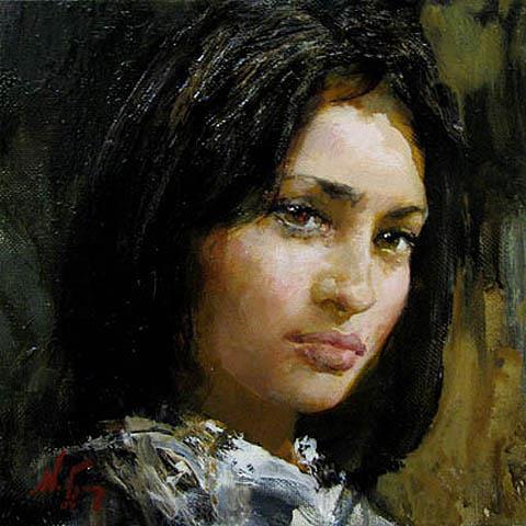 Artist:Nikolai Blokhin