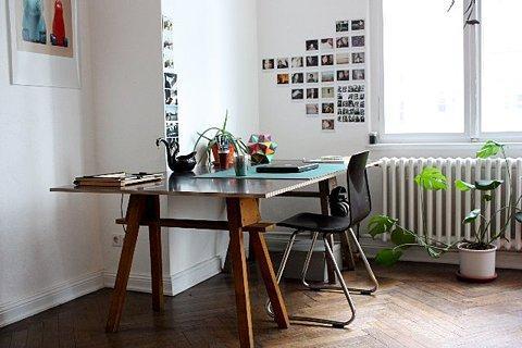 HELLO TIGER! - design, inredning, hantverk och gör det själv-idéer: Inspirerande hem i Berlin Inspiring home in Berlin