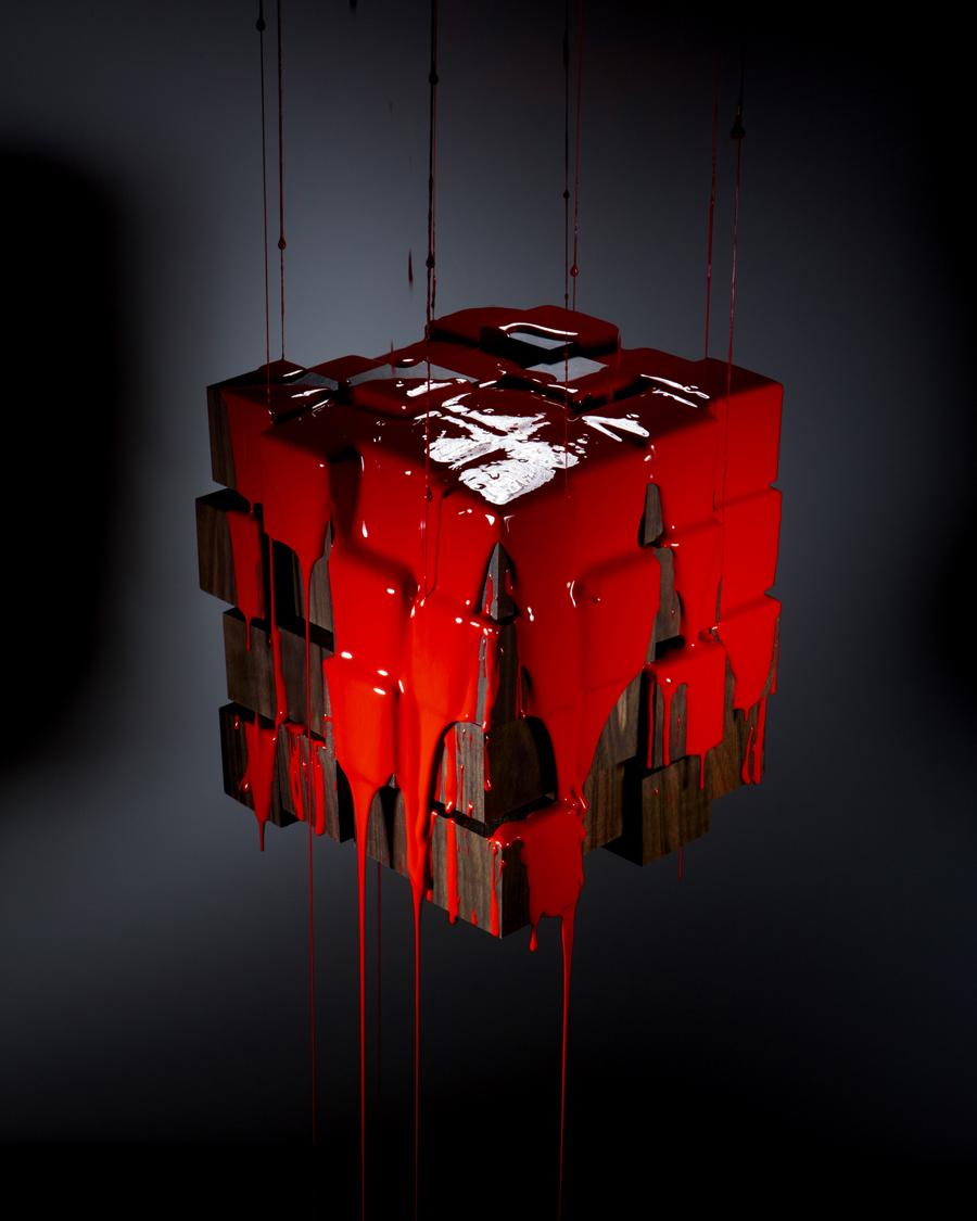 minimal exposition: toru oshima: cubes